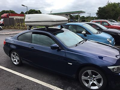 Genuine Bmw Roof rack and box