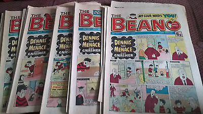 BEANO COMICS from Year 1979    **Multiple purchases qualify for free comics**