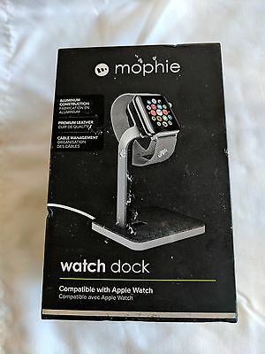 mophie Watch Dock compatible with Apple Watch 3224WD (Used)