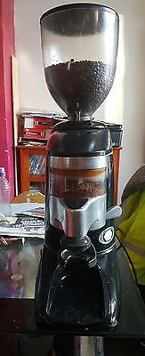 K6 nero brillo commercial coffee grinder