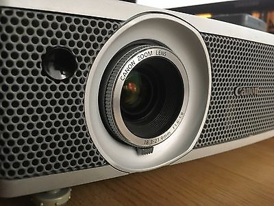 Canon LV-S3 LCD Projector Bundle