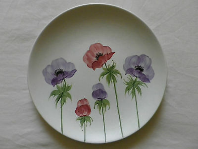 Edward Radford Pottery England Hand Painted Plate.