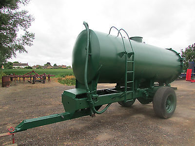 Tractor Water Bowser/Dust control water storage