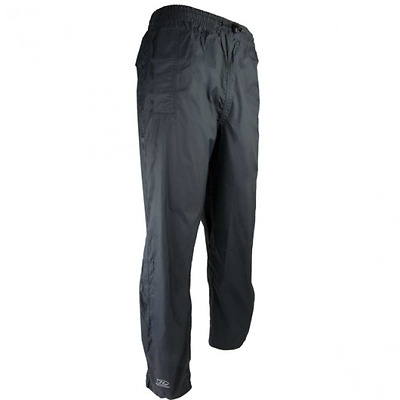 Highlander (Large) Charcoal Stow & Go  Unisex Waterproof Breathable Trousers