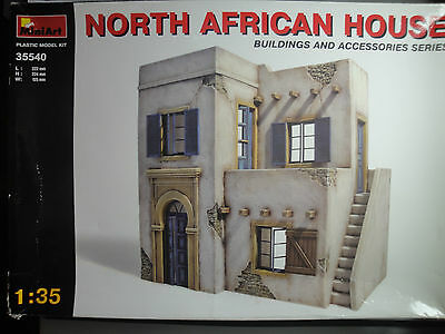 North African House 35540 Miniart 1/35
