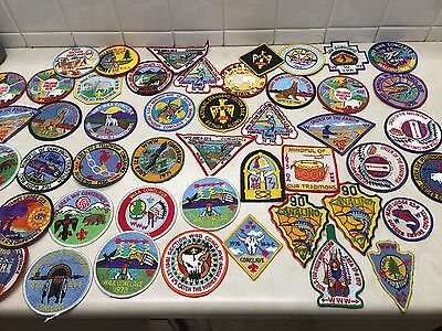 Lot of 49 California OA Patches