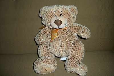 First and Main Bear plush named Smedley #1814