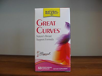 Natural Balance Great Curves  60 Capsules