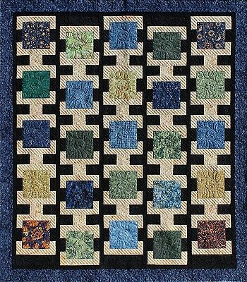 HOPSCOTCH QUILT QUILTING PATTERN, From Cindi McCracken Designs NEW