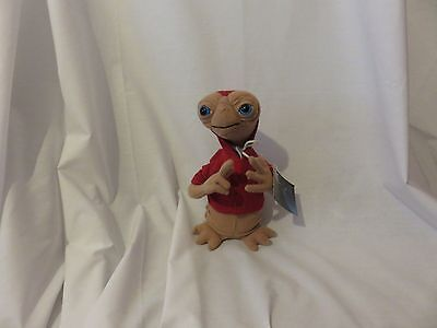 "9"" cute soft e.t downpace limited for universal studios plush doll new tag"