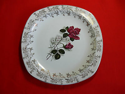 Vintage Plate - Midwinter Stylecraft Ware by Weatherby, Hanley, England