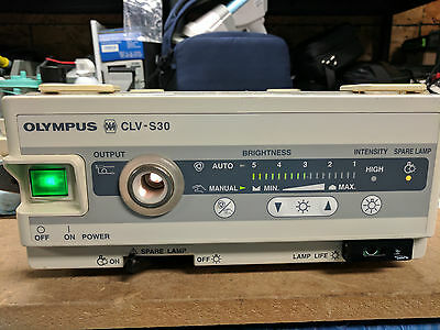 Olympus CLV-S30 OES Xenon Light Source
