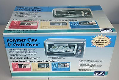Amaco Polymer Clay and Craft Oven New in Sealed box - Super Nice craft oven
