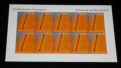 U.n. 2004, #20-21, Interim Administration In Kosovo Sheets/10 ,mnh, Nice! Lqqk!