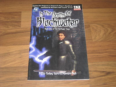 d20 In The Depths of Blackwater Adventure SC Nightshift Games 2001