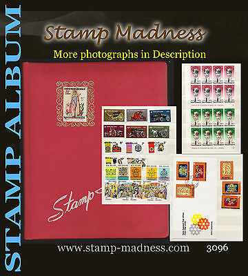 NEW ZEALAND HUGE COLLECTION & FDC & IMPRINTS & JOINED Stamps Mint Unhinged Bulk
