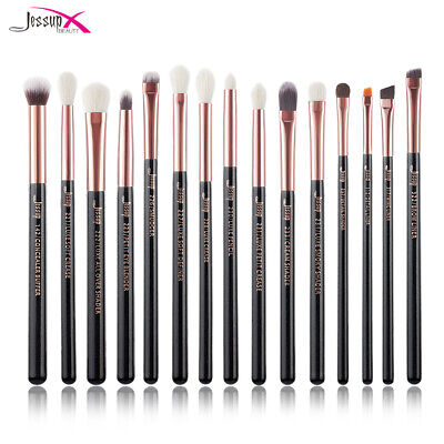 Jessup 15PCS Precision Complete Eye set Eyeliner Pencil Blending Brow Eyeshadow