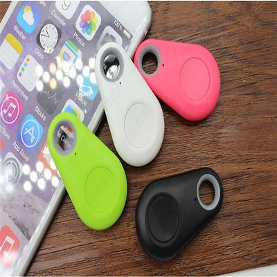Useful Track & Find Key & Valuable Wireless Bluetooth 4.0 w/ Voice Recording Set