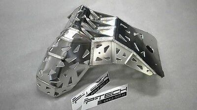 Skid plate pipe exhaust guard Beta Xtrainer 2015 - 2017