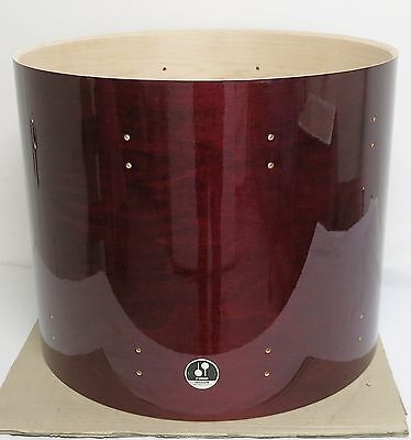 "New Sonor Canadian Maple Sessions 22"" x 18"" Bass Drum Shell (3007/Force/Select)"