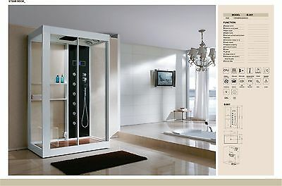 shower steam room