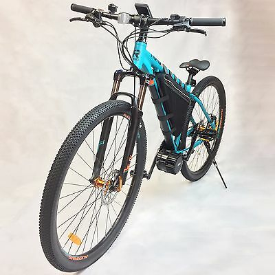 BBSHD 48v1000w Mid Drive Electric Bike with 48v20ah Lithium Ion Battery