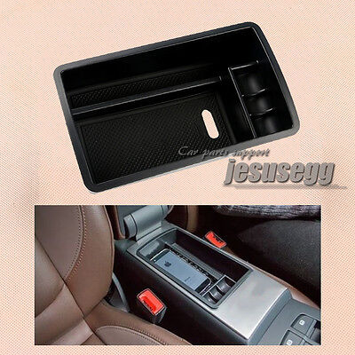 Armrest Storage Pallet Box Center Console Container For Infiniti QX50 2013-2016