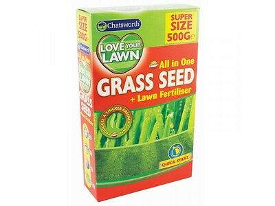 LOVE YOUR LAWN GRASS SEEDS 500g