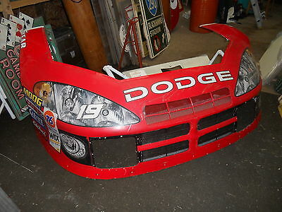 American Nascar Car front
