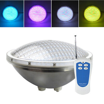18W 24W 35W 2835 SMD Stainless Steel Resin Filled PAR56 LED Swimming Pool Light
