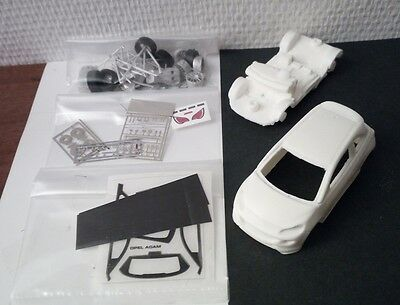Opel Adam S2000 Rally 1/43 KIT di montaggio Racing 43 NO DECAL