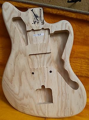 Fender ® Nitro Color - Jazzmaster - Ash Guitar Body
