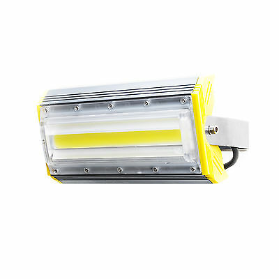 Phare projecteur led COB 50W resa 500w extérieur linear flexible projecteur IP66