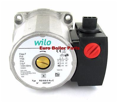 Wilo Replacement Ideal Pump Head Part No. 170990 Brand New