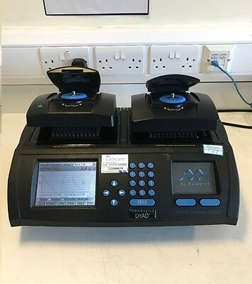 MJ Research PCR Thermal Cycler PTC-220 fitted with 96 or 384 blocks