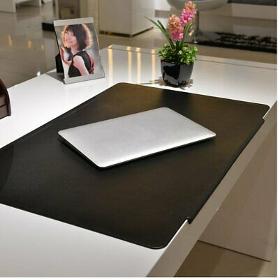 700x450mm PVC Leather Desk Writing Mat Non-slip PC Mouse Pad for Home Office UK