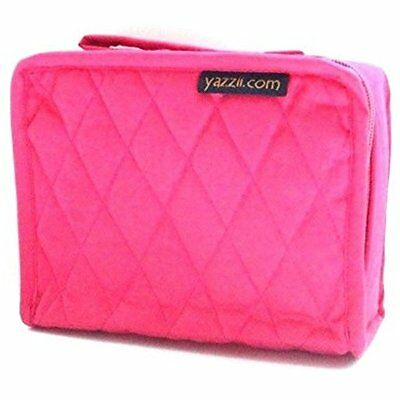 Yazzii The Perfect Tool Travel Cases Tote, Small Mini Petitie, Fuchsia TRAVEL