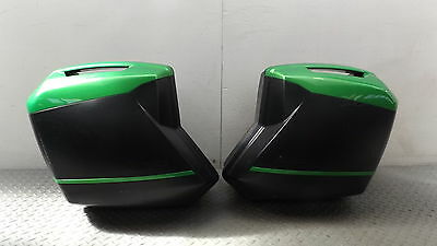Kawasaki Z1000SX Right Left Pannier Case Set 2x28L 999940866