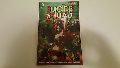 DC Comics Suicide Squad TPB Vol 1 Kicked in the Teeth