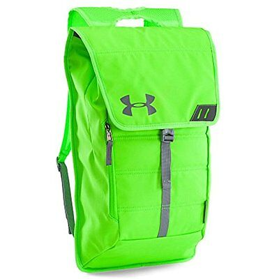 Under Armour Storm Tech Sports & Fitness Features Pack, Hyper Green/Steel, One