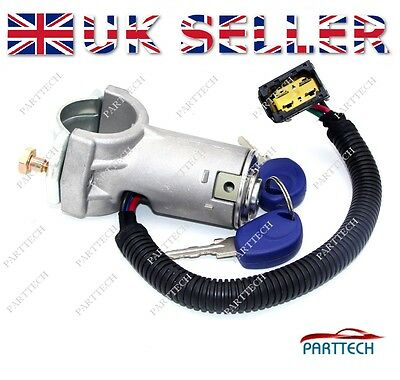 IVECO DAILY 2006-2012 IGNITION BARREL CYLINDER with 2 KEYS - IGNITION SWITCH