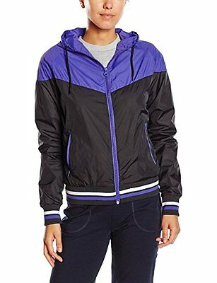 Giacca antivento URBAN CLASSICS Windrunner cod.TB155 donna Windbreaker Outdoor