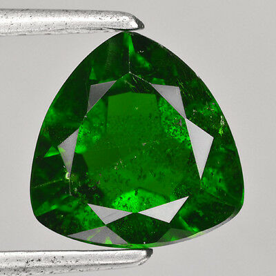 2.65Cts MAGNIFICENT STUNNING FIRE GEM! RUSSIAN NATURAL CHROME DIOPSIDE GEMSTONES