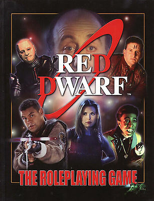 RED DWARF THE ROLEPLAYING GAME. Core Rulebook