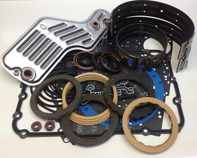 Ford Ranger 5R55W 5 Speed Automatic Transmission Master Rebuild Kit