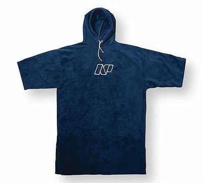 Neilpryde Poncho - Cotton Terry