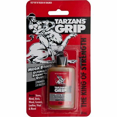 Tarzan's Grip Adhesive - Mega Bond, 45mL