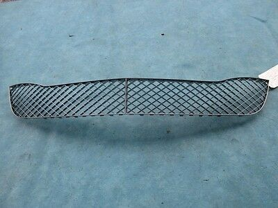 Bentley Continental Gt Gtc center front bumper chrome grill