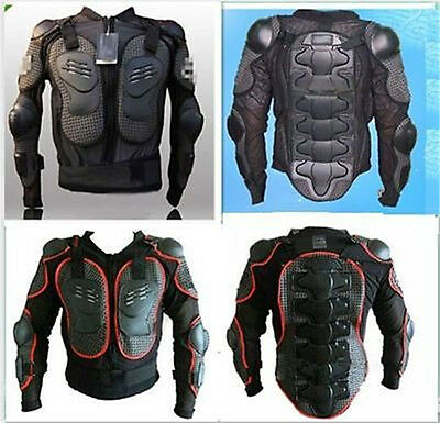 Unisex Sports Motorcycle Mountain Bike Armor Body Chest Protection Men's Costume