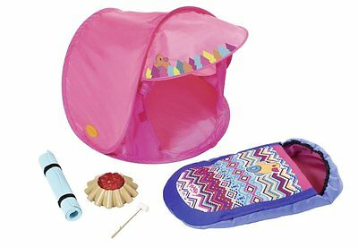 Baby Born Play and Fun Camping Set Accessories Gift
